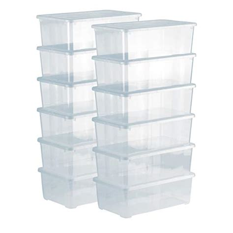 Cajas De Plastico Apilables Ikea ️ Mejores alternativas online