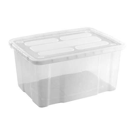 Cajas de Plástico con Tapa Grandes Baratas | Cajas ...