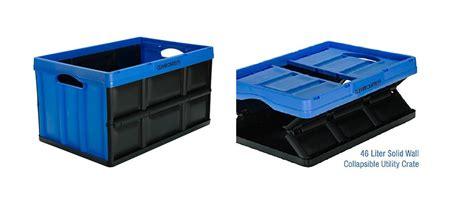 Cajas de Plástico Plegables Baratas | Mejores Ofertas 2019