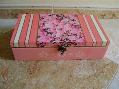 Cajas decoradas con decoupage   Manualidades