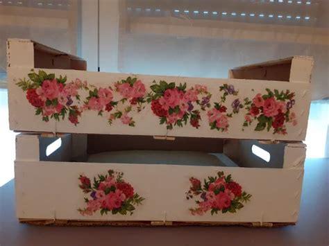 Cajas decoradas para almacenaje de segunda mano por 3 EUR ...