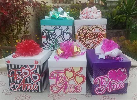 CAJAS DECORADAS PARA REGALOS | Cajas de regalo decoradas ...