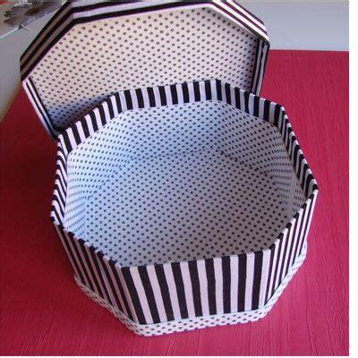 Cajas forradas, Como hacer cajas decorativas, Cajas