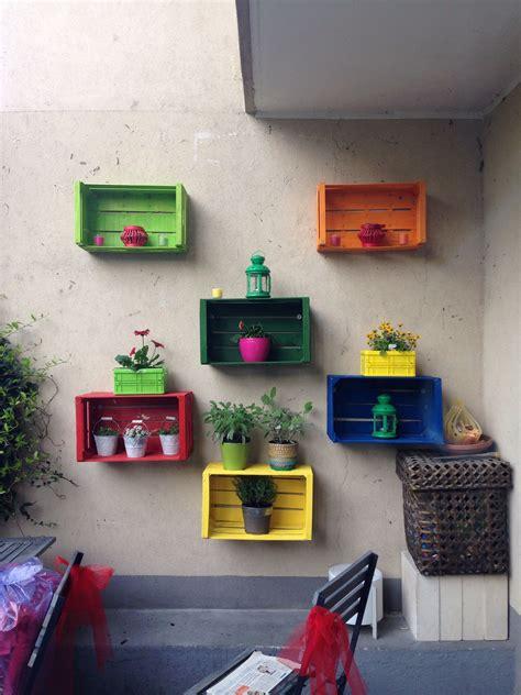 Cajas jardineras | ideas | Repisas para plantas, Muebles ...