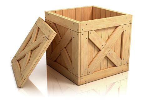 Cajas madera embalaje – Transportes de paneles de madera