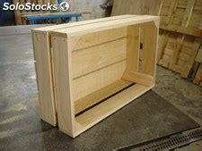 Cajas madera fruta modelo 5f