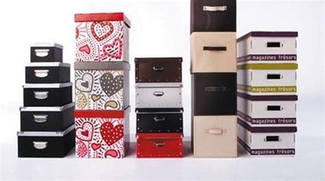 Cajas para decorar y ordenar tu armario | Decoora