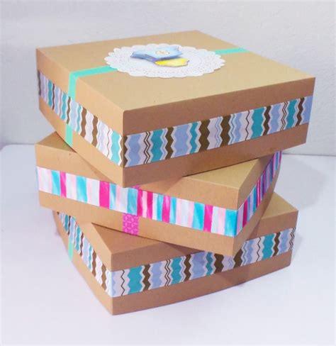 cajas para regalo   Cajas de regalo originales, Modelos de ...