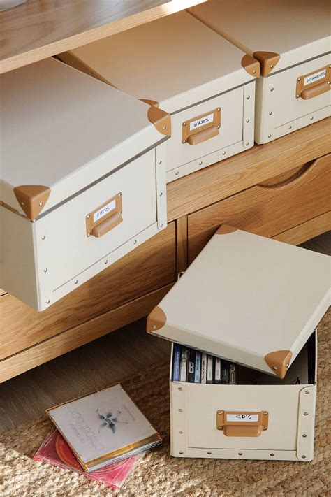 Cajas y almacenaje   El Mueble