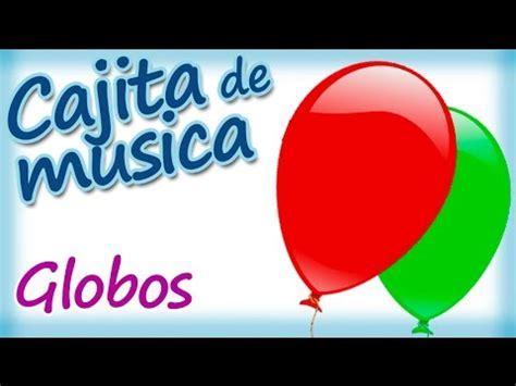 Cajita Musical para dormir y relajar bebes   Los Globos ...