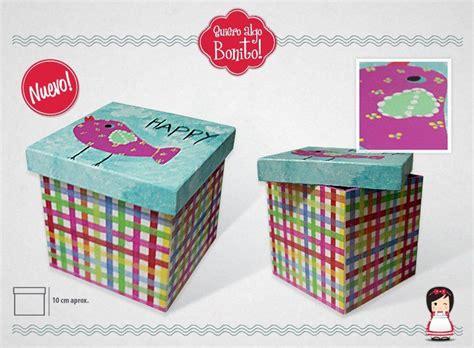 Cajitas decorativas de Quiero algo bonito! | Manualidades ...