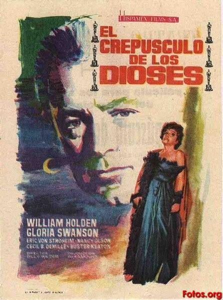 Cajón de sastre:  El crepúsculo de los dioses   1950