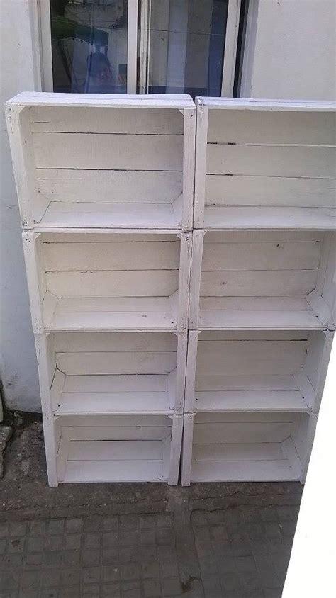 Cajones De Madera Pintados   $ 380,00 en Mercado Libre