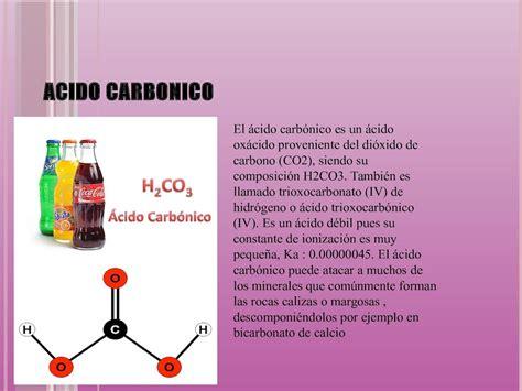 Calaméo   Acido Carbonico  Quimica