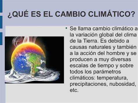 Calaméo   Cambio Climático Y Sus Consecuencias