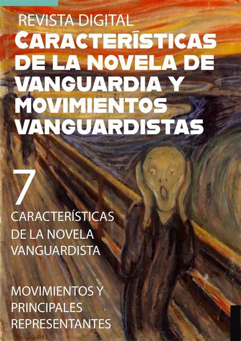 Calaméo   Características de la novela de vanguardia y ...