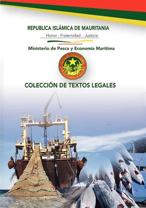 Calaméo   Colección De Textos Legales Ministerio De Pesca