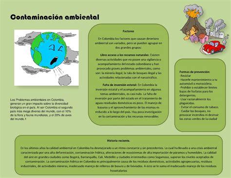 Calaméo   Contaminación ambiental