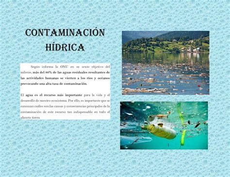 Calaméo   Contaminación Hídrica Alex