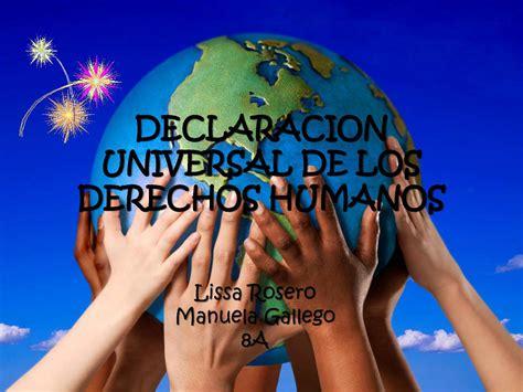 Calaméo   Declaracion Universal De Los Derechos Humanos 2