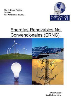 Calaméo   Energía Renovable No Convencional  ERNC