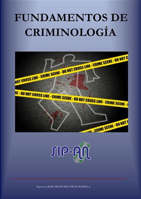 Calaméo   Fundamentos De Criminología