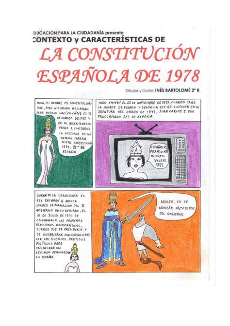 Calaméo   La Constitución española de 1978