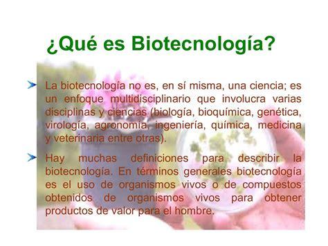 Calaméo   PPT QUE ES LA BIOTECNOLOGIA