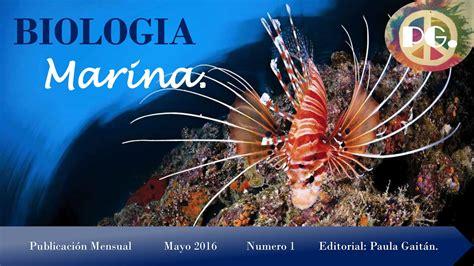Calaméo   Revista Biologia Marina