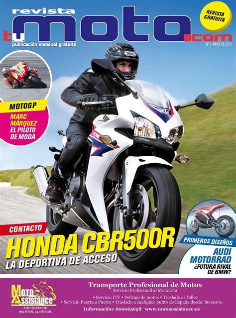 Calaméo   Revista Tu Moto