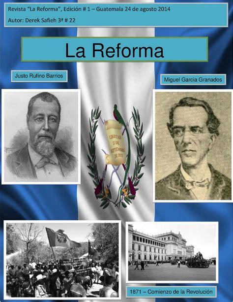 Calaméo   Revolución Liberal 4to periodo  3ero básico