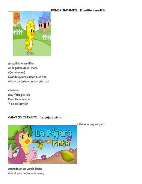 Calaméo   Ronda Infantil