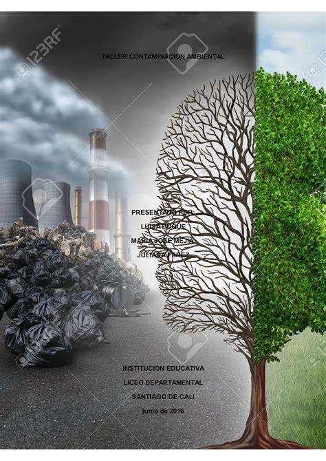 Calaméo   Taller Contaminacion Ambiental