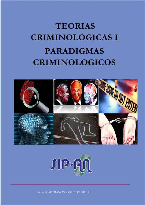 Calaméo   Teoría Criminológicas I Paradigma Criminológicos