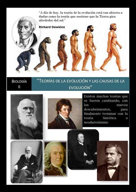 Calaméo   Teorías de la evolución