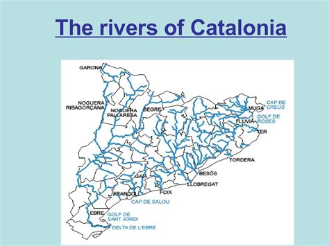 Calaméo   The Rivers of Catalonia
