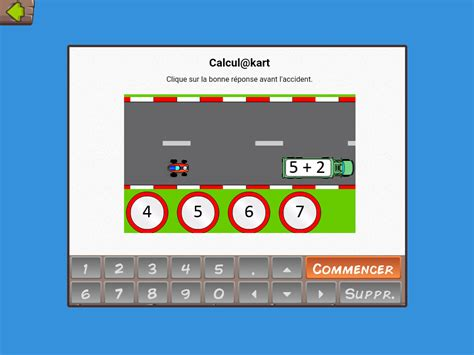 calcul@TICE jeux calcul mental – Applications Android sur ...