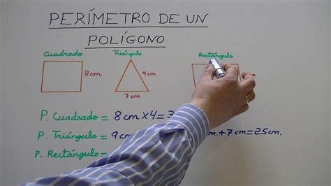 Calcular el perímetro de un polígono regular e irregular ...