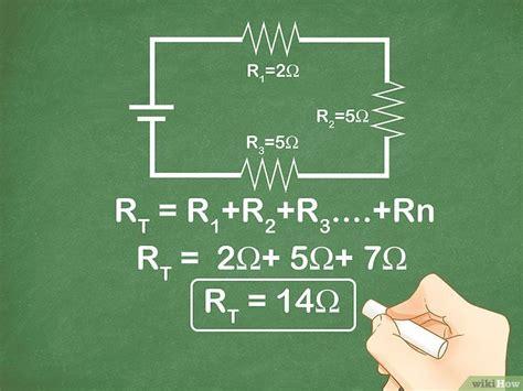 calcular la resistencia total en un circuito en 2020 ...