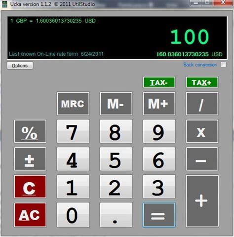 Calculators Productivity Software Free Downloads ...