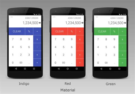 Calculatrice – Applications Android sur Google Play