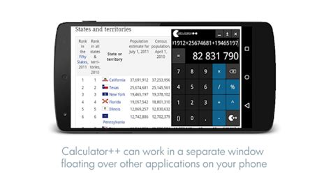 Calculatrice ++ – Applications sur Google Play