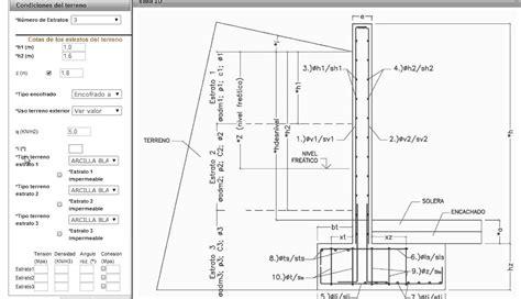 Cálculo de muro de contención de hormigón    e struc   YouTube