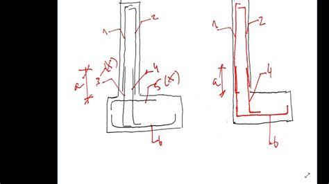 Cálculo de muro de contención en L    e STRUC   YouTube