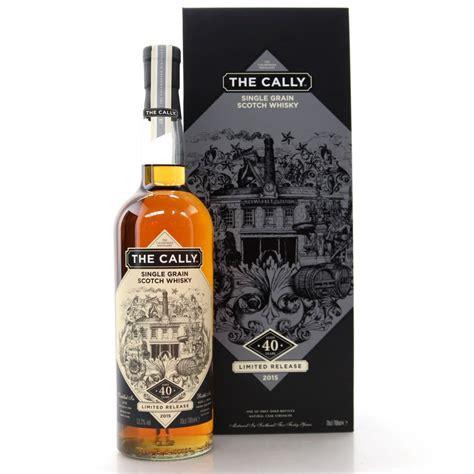 Caledonian 1974 Single Grain 40 Year Old / The Cally ...