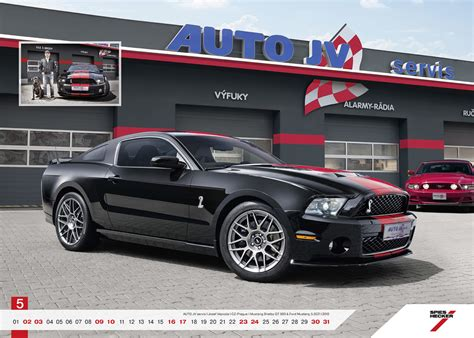 Calendar 2015: Automotive passion to the power of 12.