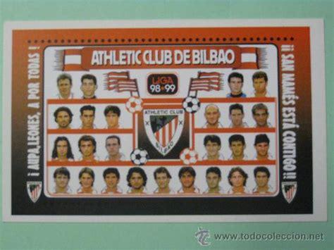 calendario athletic club de bilbao. fútbol. 199   Comprar ...