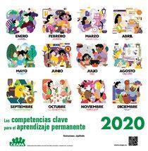Calendario de Competencias clave para el aprendizaje ...