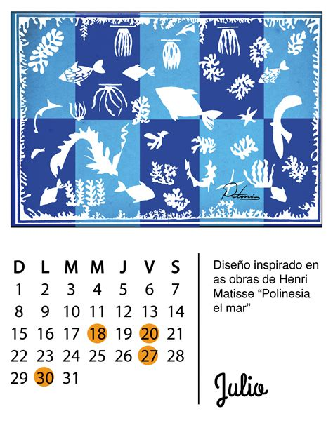 Calendario De Dias Internacionales