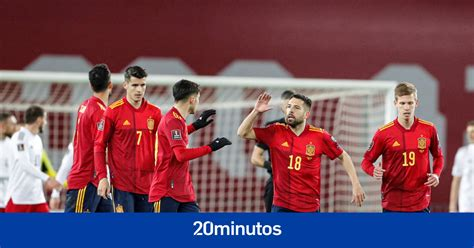 Calendario de partidos de España en la Eurocopa 2020 2021 ...